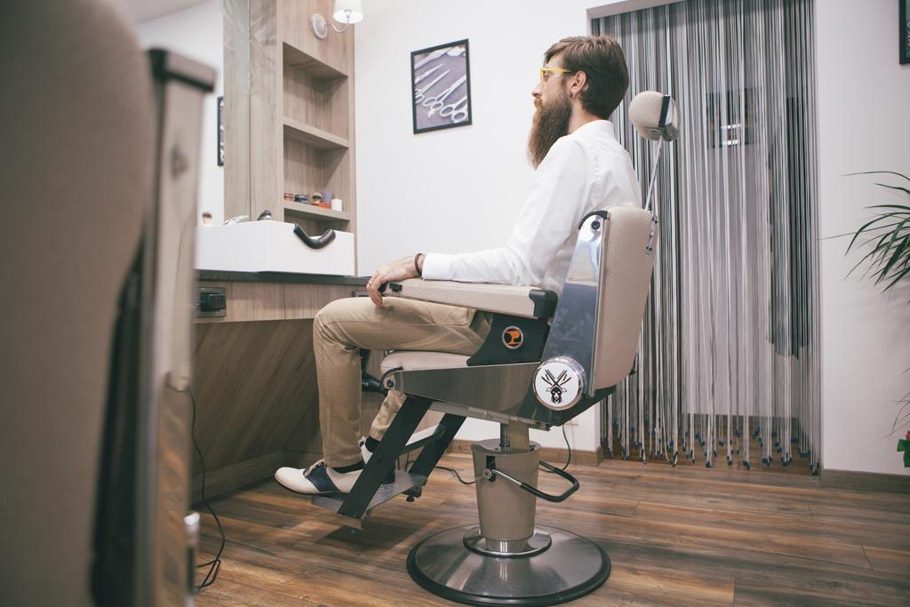 Fotografia di branding - Barber Shop