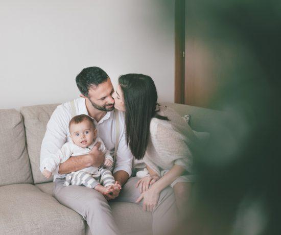 ritratto famiglia spontaneo emozionale
