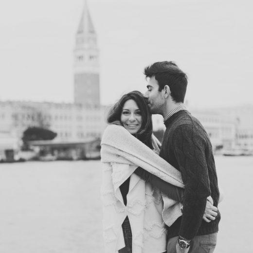 Foto di fidanzamento Venezia