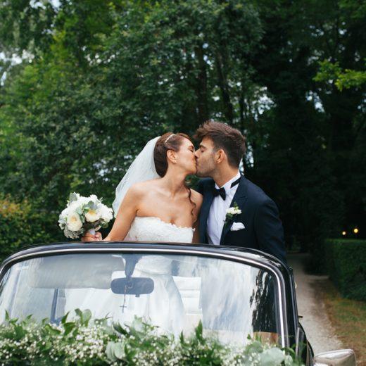 Matrimonio Abbazia S.Maria del Pero