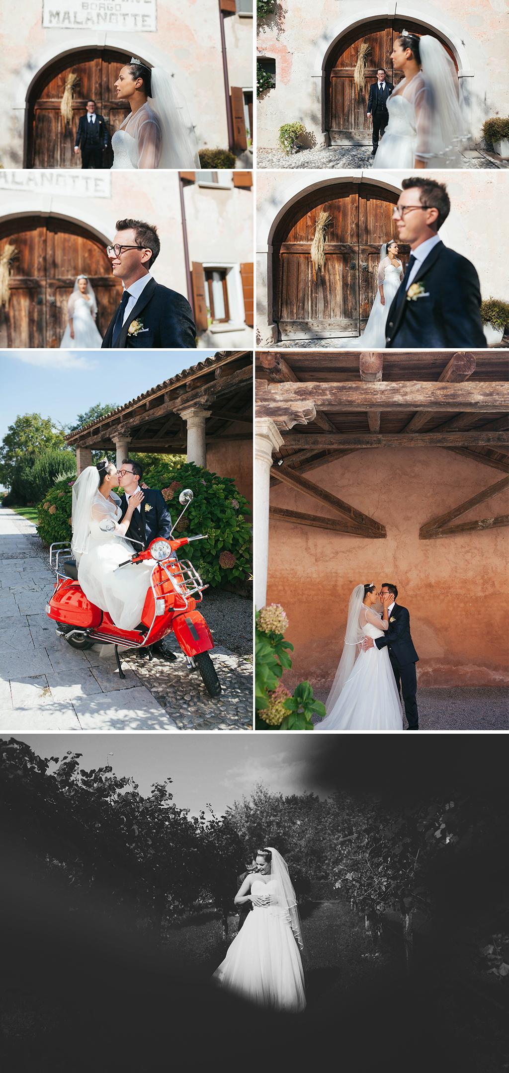 matrimonio marta e mattia a villa dirce e borgomalanotte conegliano treviso veneto fotografa matrimoni Deborah Brugnera