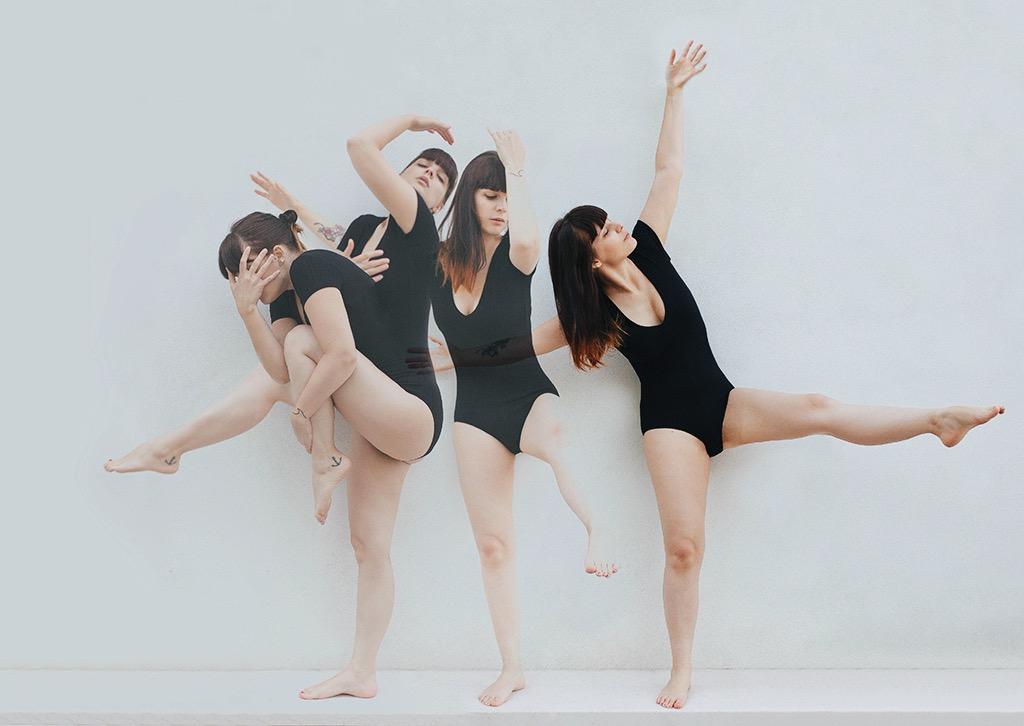 autoritratto fotografico veneto conegliano Deborah Brugnera ilpoteredellautoritratto  fotografia danza ballo