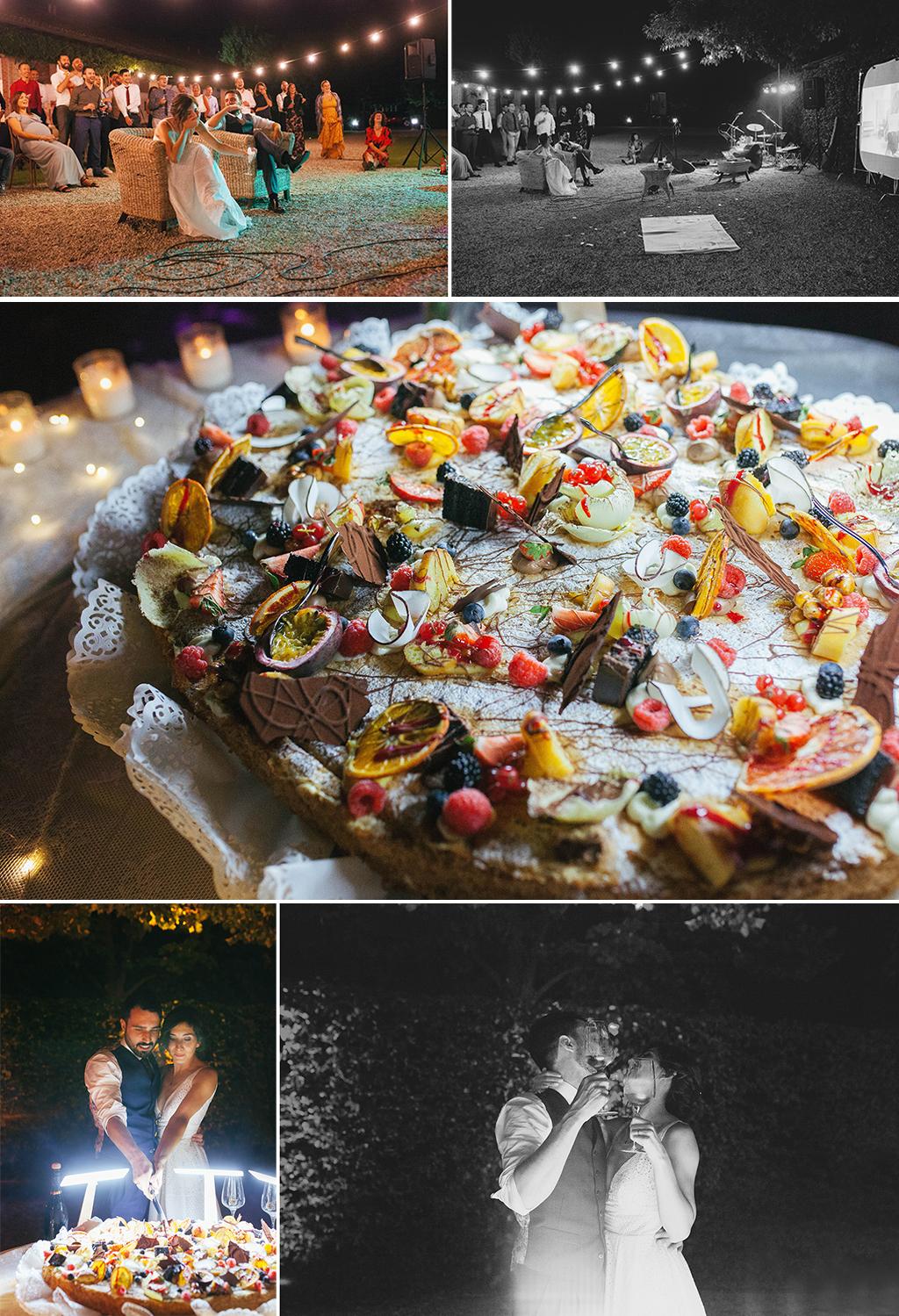 matrimonio le risare padova conegliano treviso veneto Deborah Brugnera ricevimento matrimonio torta