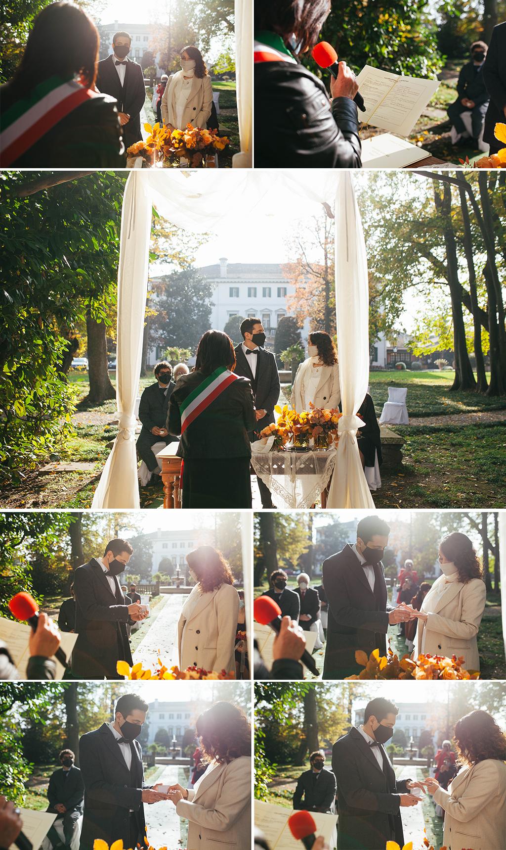 matrimonio villa revedin gorgo al monticano oderzo treviso Deborah Brugnera fotografa matrimonio civile italo arabo dolce attesa
