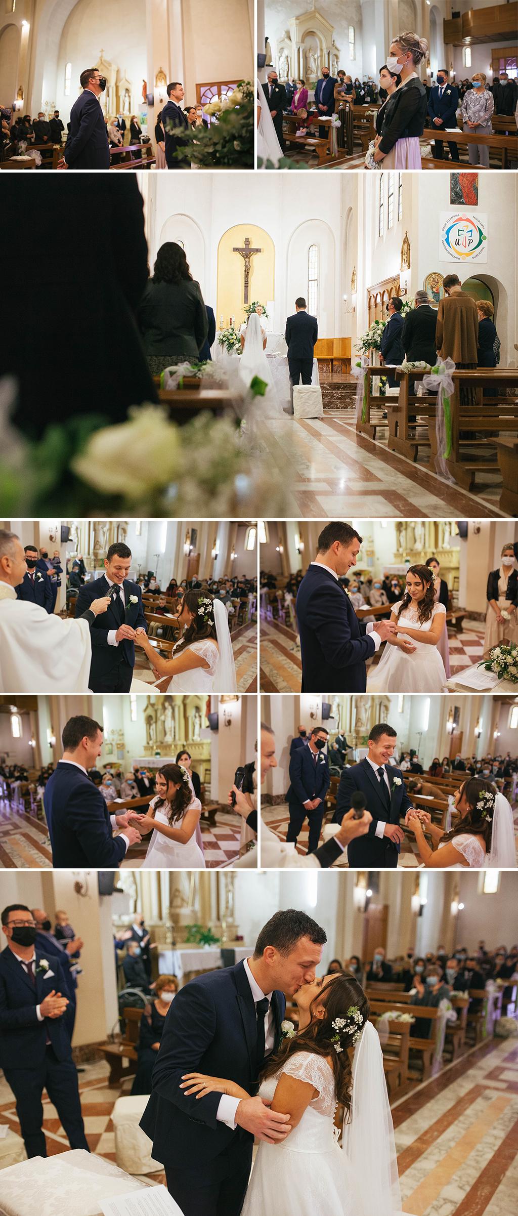 sposarsi nonostante il covide19 si può - matrimonio padova veneto martina e nicola villa liviangior villanova padovana fotografa treviso conegliano venezia - cerimonia cattolica -