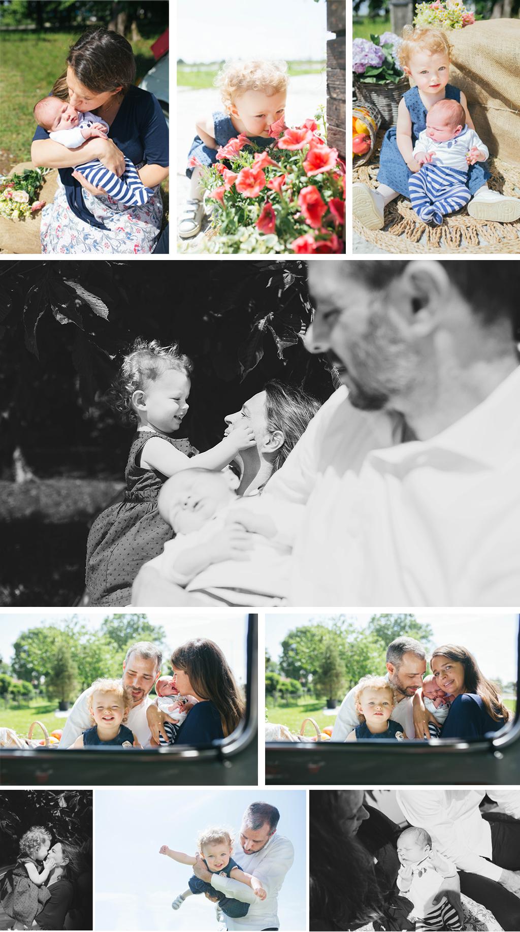 foto di famiglia realizzate al borgo Malanotte di razzola treviso veneto   fotografie che incrociano il presente con il passato